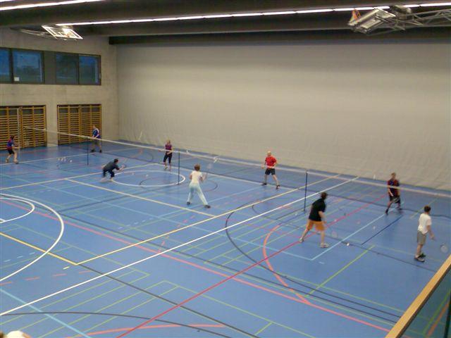 Schweizerisches Vereinsportal, Miplan AG Badminton Tilburg